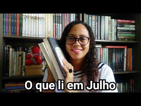 MINHAS LEITURAS DE JULHO/2019- Jis Rocha