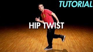 How to Hip Twist / Indian Step (Hip Hop Dance Moves Tutorial)   Mihran Kirakosian