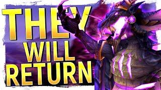 The Mythical Dragon Isles CANONIZED!: Wrathion & Sinestra's Return & N'zoth's New Twilight Flight