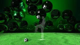 WelcAR - Интерактивный футбол (прототип 1080р)