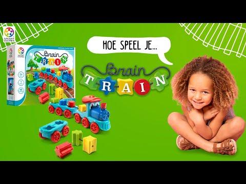 Joc Brain Train - Joc de Logica Smart Games