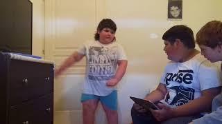 Angelo VS Lenny VS Djayane qui dance mieux les dance Fortnite