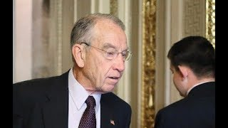 Grassley BOLTS When Asked About Manafort (VIDEO) thumbnail
