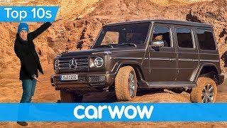 Mercedes-Benz G klasė (W463) 2018 - dabar
