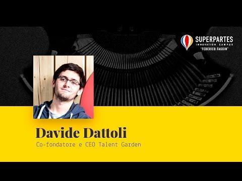 Intervento di Davide Dattoli, Co-fondatore e CEO Talent Garden