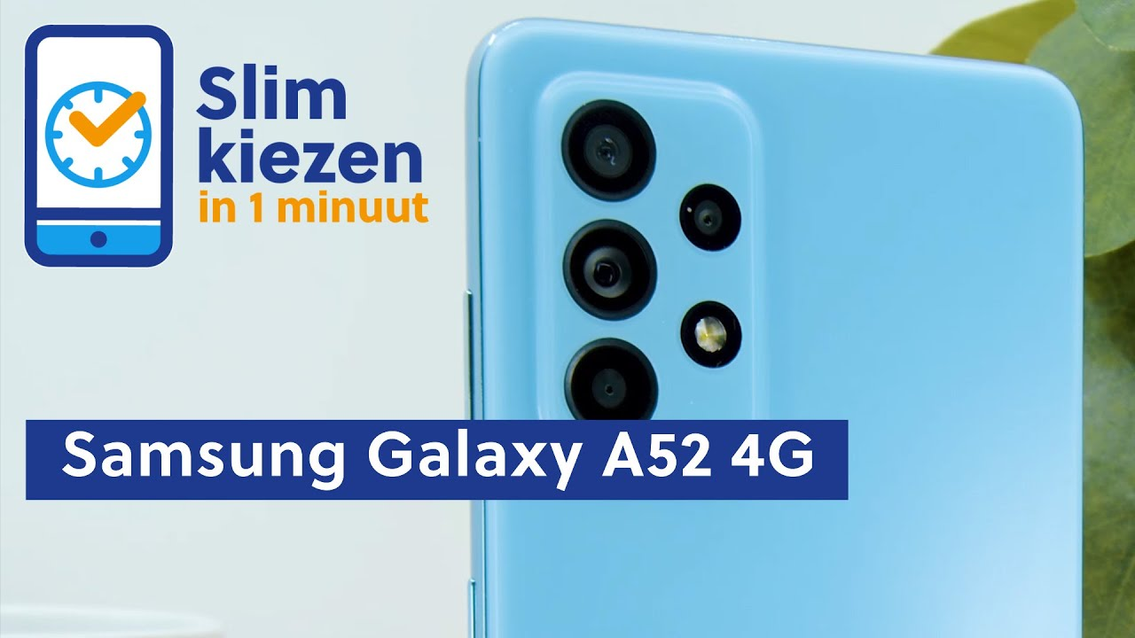 Samsung Galaxy A52 4G 128GB