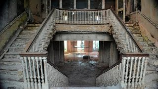 Exploring A Millionaires Abandoned Mansion - PA (Built In 1906)