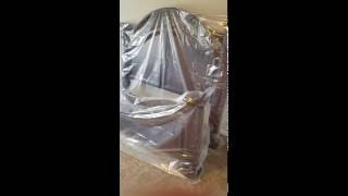 Preparation for treatment to get rid of bed bugs  by professional pest control service
