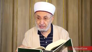 Kısa Video: Allah Efendimize Salat Eder