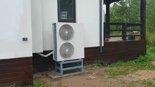 Новые дома с тепловыми насосами в августе 2020