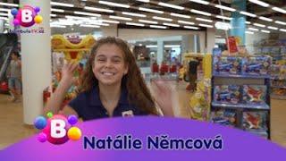 4. Natálie Němcová - dejte jí svůj hlas