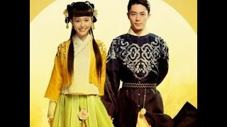 "Perfect Couple M/V OST Theme ""金玉良緣"" (English sub) Wallace Huo & Tiffany Tang"
