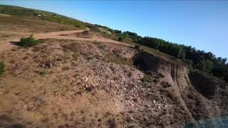 Weekend flight edit fpv freestyle poldice Cornwall droneislife attofpv neutrino