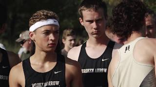 Blake McConkay: Cross Country Spotlight