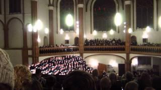 Bach   HERRSCHER DES HIMMELS, ERHÖHRE DAS LALLEN   Berlin   2011