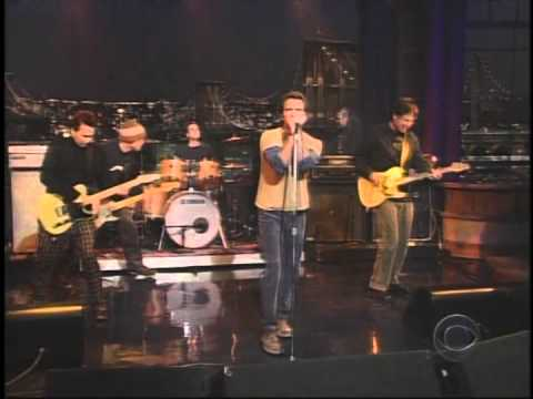 Pearl Jam - Save You - Letterman 11/15/02