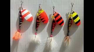 Своими руками вертушку для рыбалки