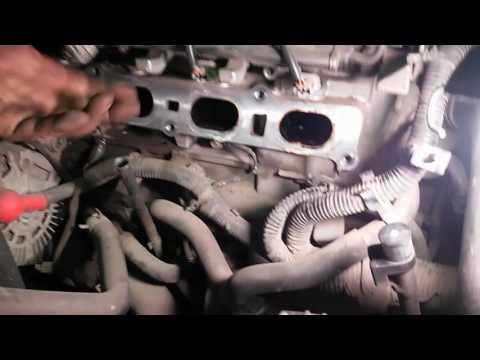 Ниссан Кашкай Ремонт двигателя MR20DE часть1