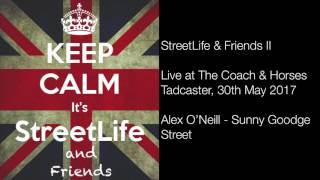 StreetLife & Friends II - Sunny Goodge Street; Alex O'Neill