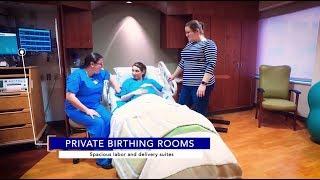 Beaumont Hospital, Wayne Birth Center Tour