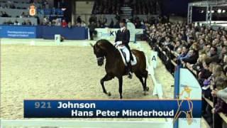 video of Johnson