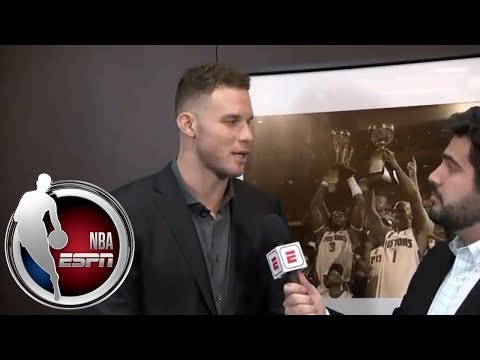 Blake Griffin gets candid about Clippers during interview after trade to Pistons | ESPN