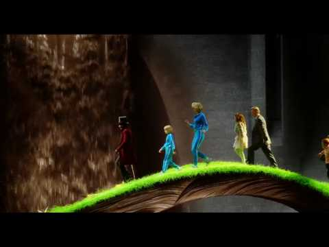 Charlie and the Chocolate Factory Movie Trailer
