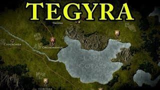 Битва при Тегире, 375 г. до н.э.