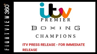 PBC ON ITV! HAYMON SIGNS FIGHTERS TO 1ST EXCLUSIVE UK DEAL! HOW THIS RIVALS HEARN & DAZN!
