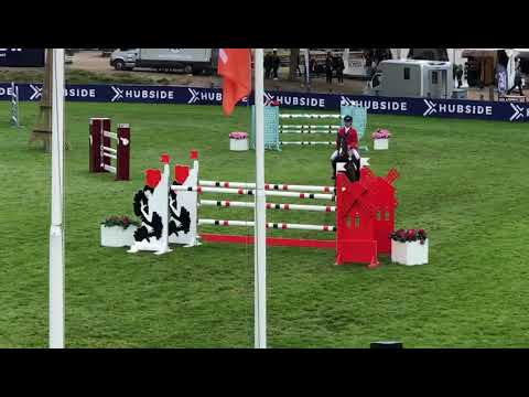 Jade S Nation Cup Fontainebleau round 2
