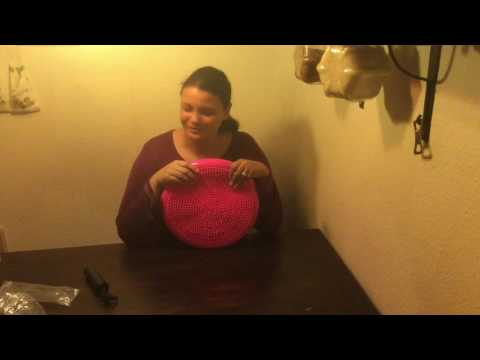 ☑ Balancekissen PumpUp von DoYourFitness ► Unboxing & Test