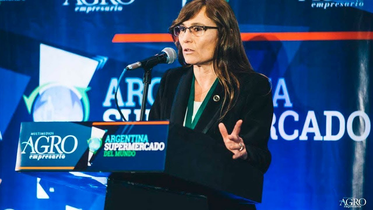 Liliana Monterroso - Decana de la Facultad de Agronomía de la Universidad del Centro