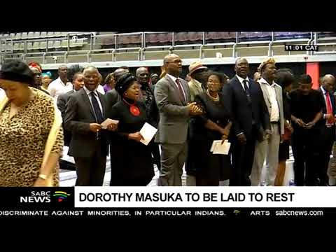 Download Dorothy Masuka Funeral Gets Underway HD Mp4 3GP Video and MP3
