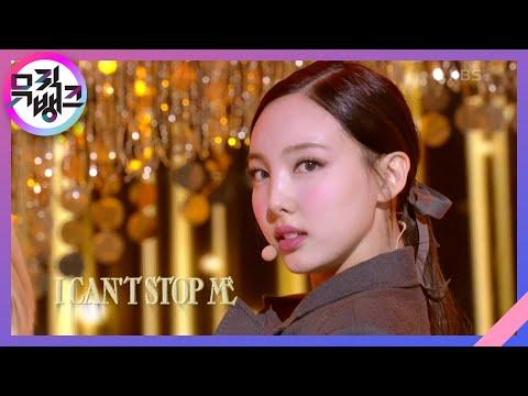 I CAN'T STOP ME - TWICE(트와이스) [뮤직뱅크/Music Bank]   KBS 201030 방송