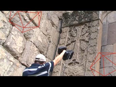 Artec 3D scanner: Preserving Heritage in 3D
