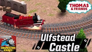 Thomas & Friends: Race On! Ulfstead castle Tracks Unlock - for Kids - iOS/Android - Gameplay Video