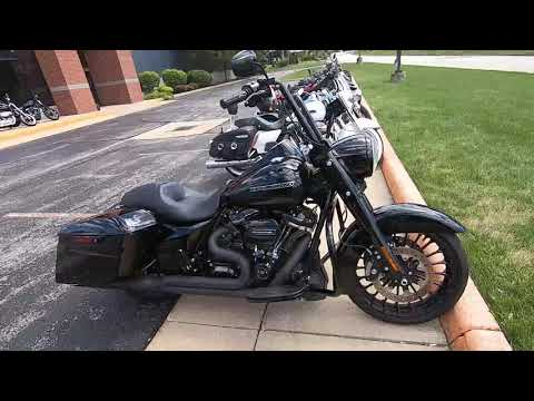 2018 Harley-Davidson Road King Special FLHRXS