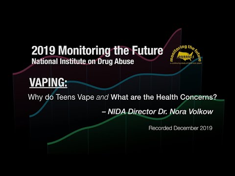 MTF 2019 | Why do Teens Vape & What are the Health Concerns?