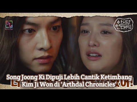Song Joong Ki Dipuji Lebih Cantik Ketimbang Kim Ji Won Di Arthdal Chronicles