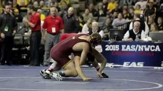 Minnesota Wrestling: Cornell Dual Highlights