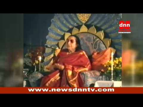 Budha Puja Talk By H. H. Shri Mata Ji Nirmala Devi Ep 99