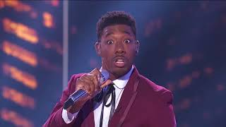 Marcio Donaldson Sings It's a Miracle by Barry Manilow   Top 14   American Idol 2018 on ABC