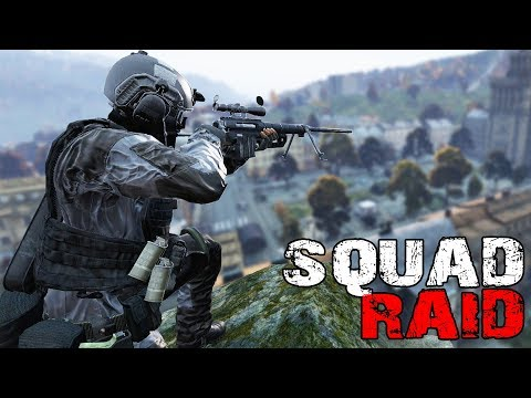 COMPOUND BASE RAID! - DayZ Standalone EP54