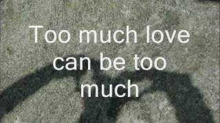 All Time Low- Too Much with lyrics