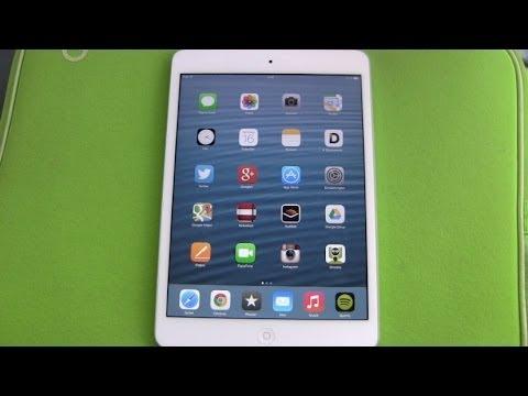 Apple iPad Mini Retina Test Fazit nach 72 Stunden