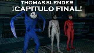 ¡PARTE FINAL DE THOMAS SLENDER! |Thomas the Slender Engine Demo 2|
