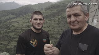 "The Dagestan Chronicles - Finale Teaser  (Khabib shows me the mountain of ""The Eagle"")"