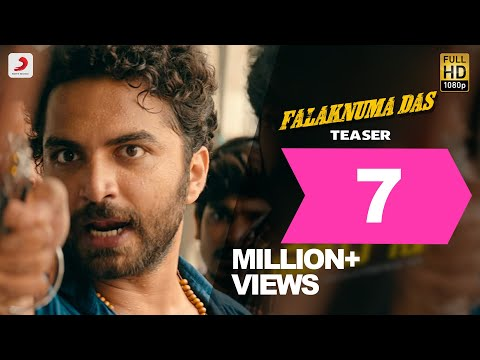 Falaknuma Das Official Telugu Teaser