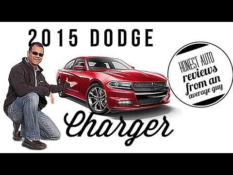 2015 Dodge Charger Test Drive and Review
