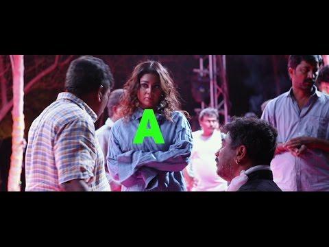 Nakshatram Song Making Video
